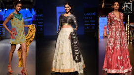 Watch How Lakme Fashion Week WF18 Embraced Functionality with Pockets on Outfits