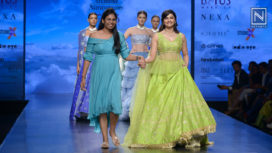 Prachi Desai Turns Beautiful Showstopper for Architha Narayanam at LMIFW SS19