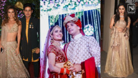 Celebrities at Prince Narula and Yuvika Chaudhary's Fairytale Wedding