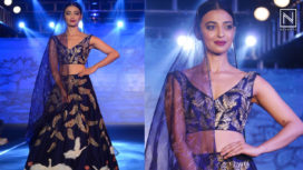 Radhika Apte Walks for Label Aroka at The Wedding Junction 2018