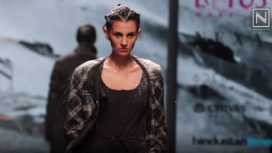Rajesh Pratap Singh Showcases at Lotus Makeup India Fashion Week Spring Summer 2019