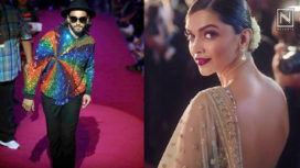 A Look at Ranveer Singh and Deepika Padukone's Strikingly Different Style Sense