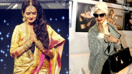 Wishing the Gorgeous Rekha a Very Happy Birthday with her Top Experimental Looks
