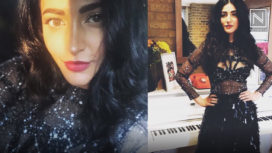 Shruti Haasan Talks About her Personal Style and her Fondness for Black
