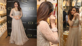 Soha Ali Khan Shares her Love for Jewellery at Miraya Collection Launch