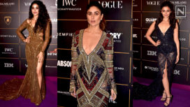 Bollywood Beauties at Vogue Women of the Year Awards 2018