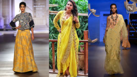 Flirt with Shades of Yellow on Day 2 of Navratri