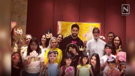 Celebs and Their Kids at Aaradhya Bachchan's Birthday Bash