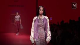 Atsushi Nakashima Debuts at Lotus Makeup India Fashion Week SS19