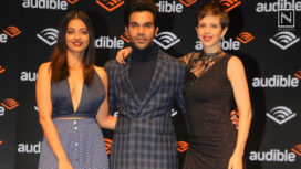 Radhika Apte, Rajkumar Rao and Kalki Koechlin Attend Amazon Audible's Event