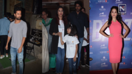 Aishwarya, Kriti and Rekha in This Week's Celeb Spotting