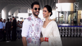 Deepika Padokone and Her Love for Whites Continue Post Wedding