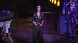 Malaika Arora Set the Runway Blazing for Gabriella Demetriades Resort Wear Show