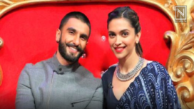 Deepika Padokone and Ranveer Singh's Cutest Candid Moments