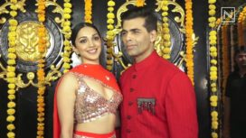 Bollywood Celebs Make Statement in Ethnic Wear at Ekta Kapoor's Diwali Bash 2018