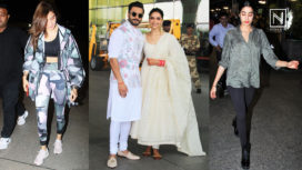 Bollywood Celebrities Who Jet Setted in Style this Week