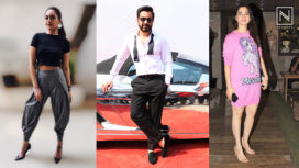 Our Favourite Bollywood Celebrities Who Stepped Out in their Ace Fashion Game
