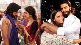Deepika and Ranveer's Love Story- From Reel to Real