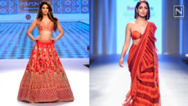 Designers and their Showstoppers - Disha Patani and Yami Gautam