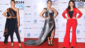 Celebrities Grace the Exhibit Tech Awards 2018 in Style