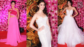 Celebs at the Red Carpet of Lux Golden Rose Awards 2018