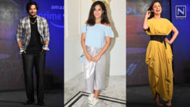 Bollywood Celebrities Attend the Screening of Mirzapur