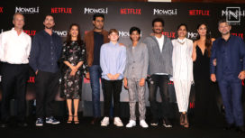 Bollywood Celebrities Come Together to Launch the Trailer of Mowgli in India