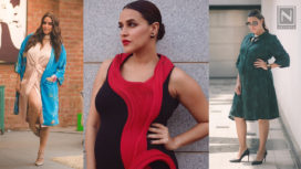Here's How Neha Dhupia is Giving Fashion Goals to all the Mommies to Be