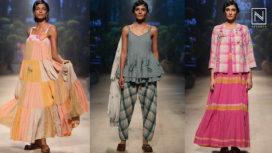 Payal Pratap Presents the Sound of Silence at Lotus Makeup India Fashion Week SS19