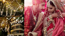 Ranveer Singh's House in Mumbai is all Decked Up to Welcome the Newly Weds Soon