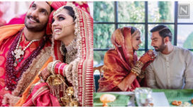 A Glimpse of Deepika Padukone and Ranveer Singh's Magical Wedding