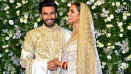 Deepika Padukone and Ranveer Singh's Grand Mumbai Reception