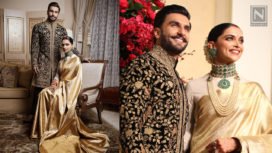 Deepika Padukone and Ranveer Singh's Royal Reception in Bengaluru