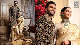 Deepika Padukone and Ranveer Singh's Royal Reception in Bengaluru