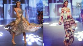 Ripci Bhatia Showcases at India Beach Fashion Week Season 6