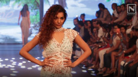 Philu Martins Presents her Label Rope at India Beach Fashion Week Season 6