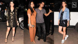 Bollywood Celebrities Attend the Soho House Launch Party