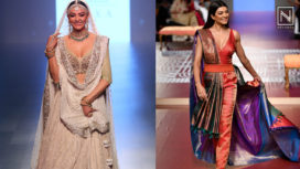 Top 5 Looks of Sushmita Sen on Ramp