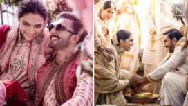 Here are the Inside Details of the Dreamy Deepika-Ranveer Wedding