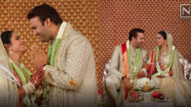 A Sneak Peak into Isha Ambani and Anand Piramal's Grand Wedding