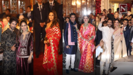 Bollywood Celebs, Sportsmen and Politician at Isha Ambani and Anand Piramal's Wedding
