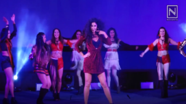 Kartina Kaif Dances to Husn Parcham Song from Zero at the Launch