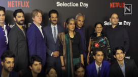 Celebs on the Red Carpet for Selection Day Web Series Launch