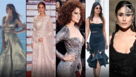 Look Back 2018 - Top 5 Bollywood Divas that Bedazzled all with their Fashion Choices