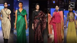 Lookback 2018 - Top 10 Indo Western Pieces on the Runway that We Loved