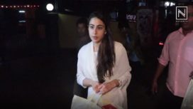 Sara Ali Khan's Sweetest Gesture at a Temple in Mumbai