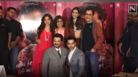 Anil Kapoor Celebrates his Birthday at Ek Ladki Ko Dekha To Aisa Laga's Poster Launch