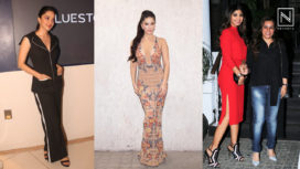 Bollywood Celebs Who Stepped Out in their Utmost Stylish Looks from the Week Gone By