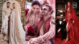 Here is a Lowdown on DeepVeer Journey from Mehendi to Reception