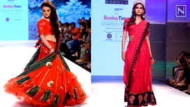 Designers and their Showstoppers - Radhika Madan and Roshni Sheoran